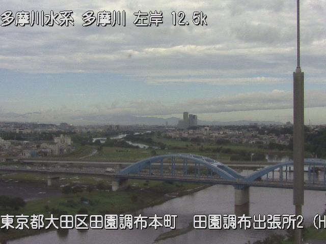 『田園調布』ライブカメラ映像