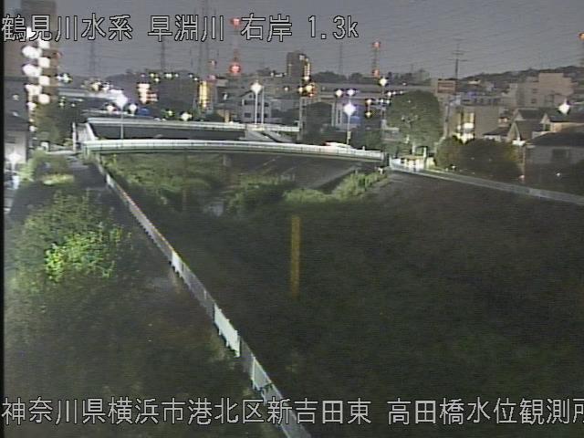 高田橋水位観測所 現在の写真
