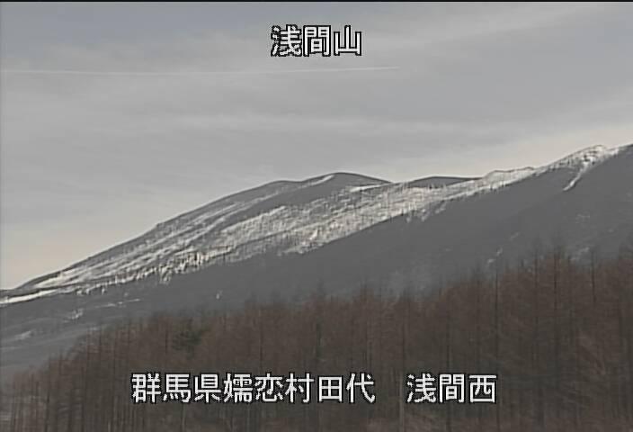田代ライブカメラ(利根川水系砂防事務所)